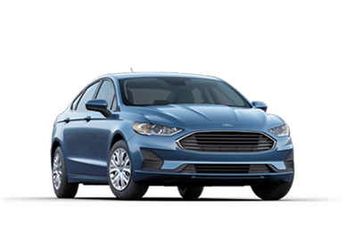 2019 Ford Fusion in Conyers