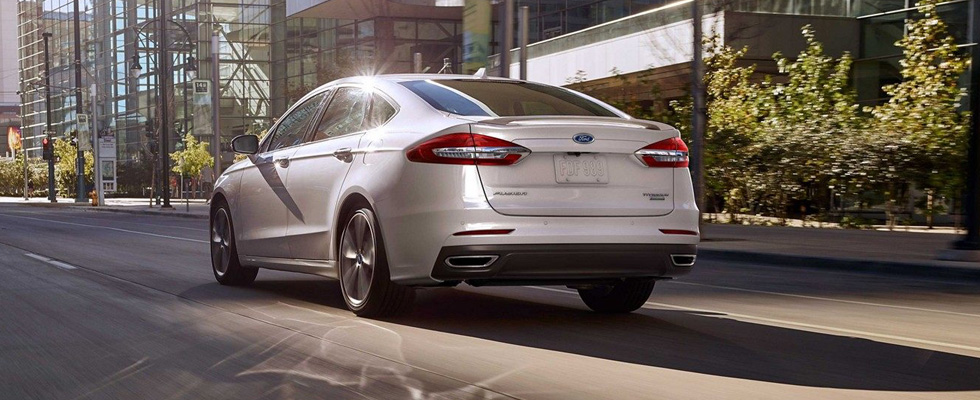 2019 Ford Fusion Safety Main Img