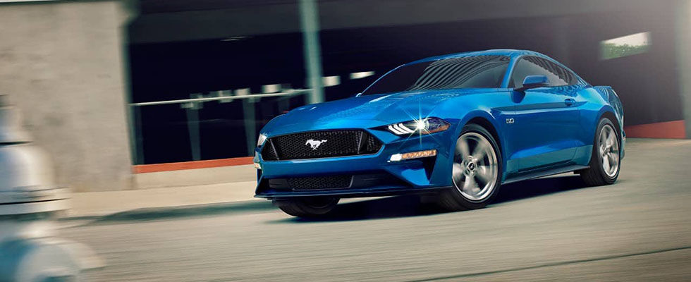 2019 Ford Mustang Shelby GT350 Appearance Main Img