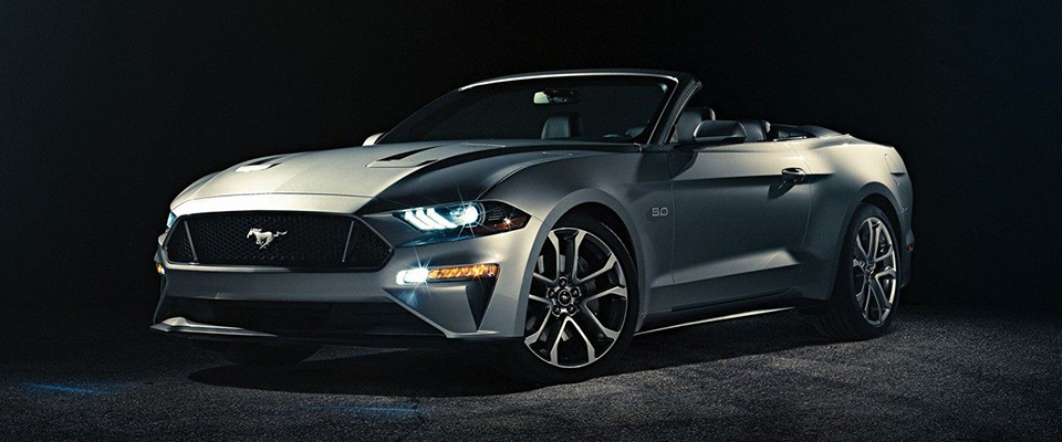 2019 Ford Mustang Appearance Main Img