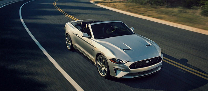 2019 Ford Mustang safety