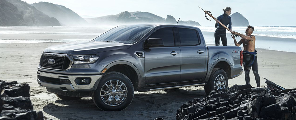 2019 Ford Ranger Main Img