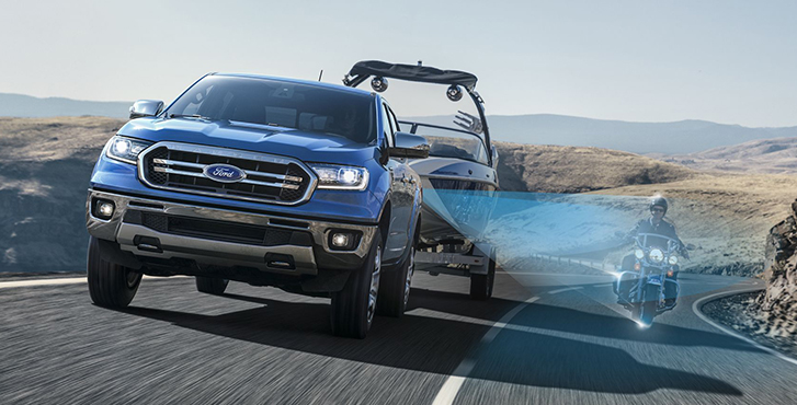 2019 Ford Ranger safety