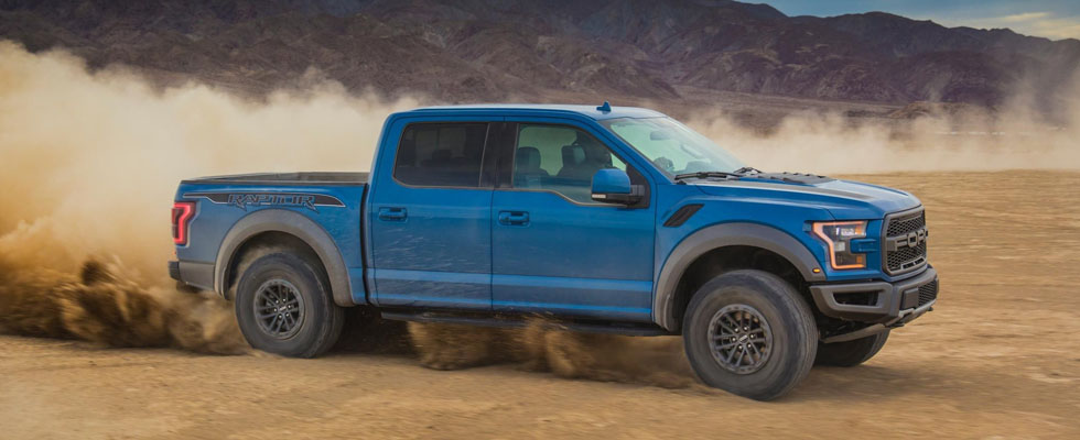 2019 Ford Raptor Appearance Main Img