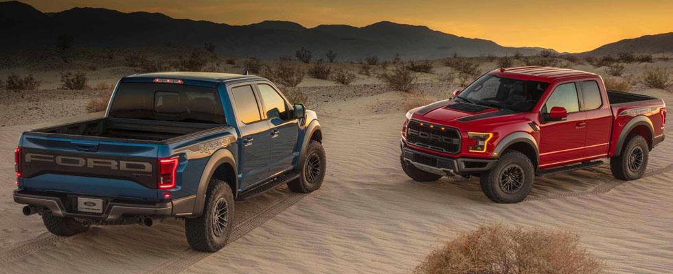 2019 Ford Raptor Main Img