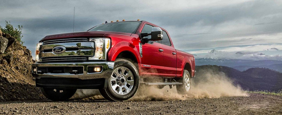 2019 Ford Super Duty Safety Main Img