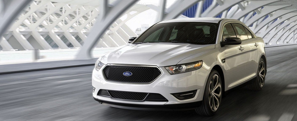 2019 Ford Taurus Appearance Main Img