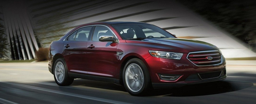 2019 Ford Taurus Main Img