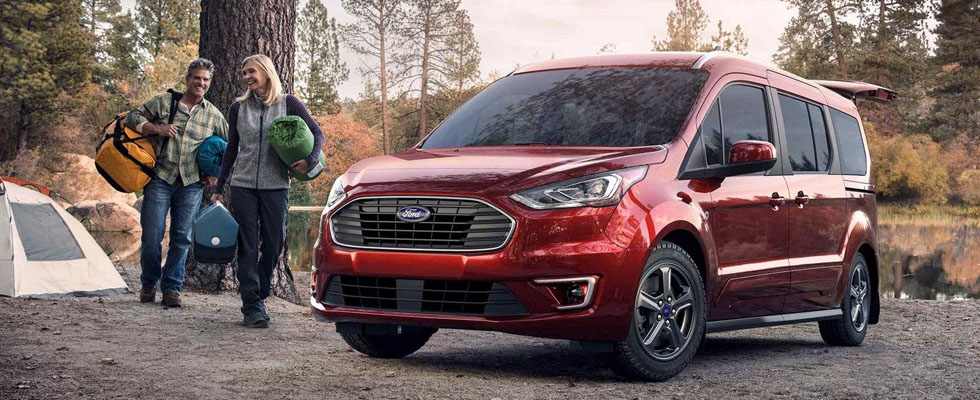 2019 Ford Transit Connect Main Img
