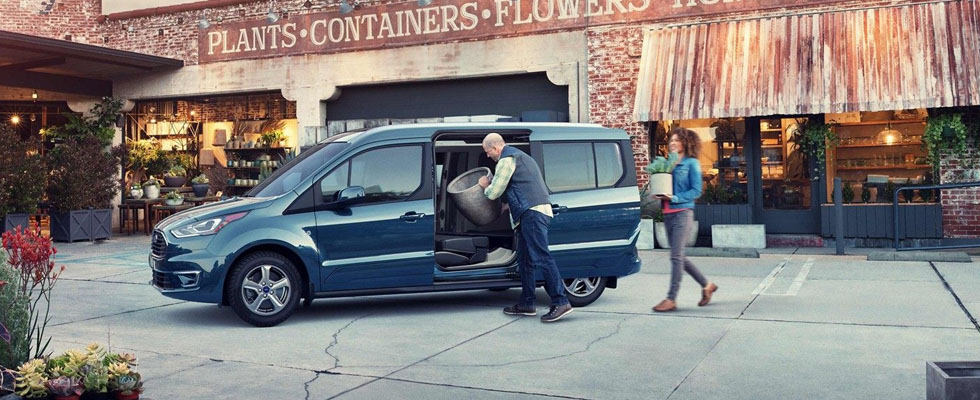 2019 Ford Transit Connect Safety Main Img