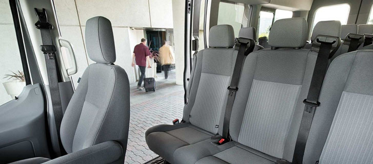 New Passenger Seating Options