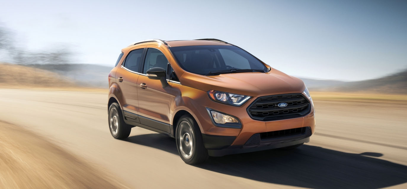 2020 Ford EcoSport Appearance Main Img