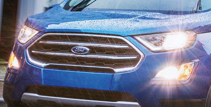 2020 Ford EcoSport appearance