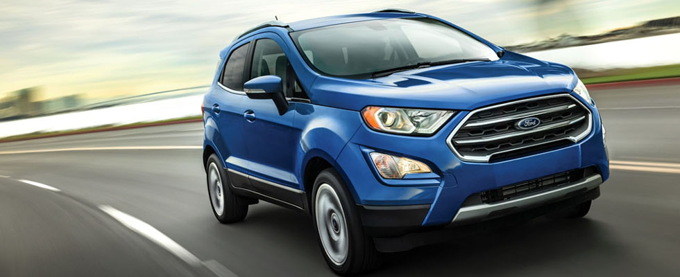 2020 Ford EcoSport Main Img