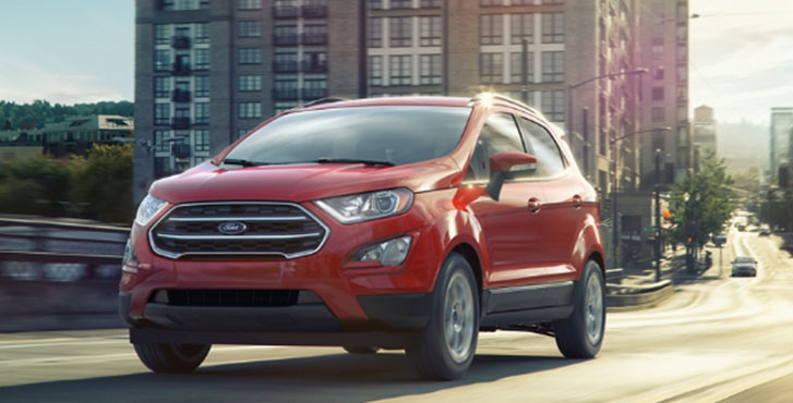 2020 Ford EcoSport performance
