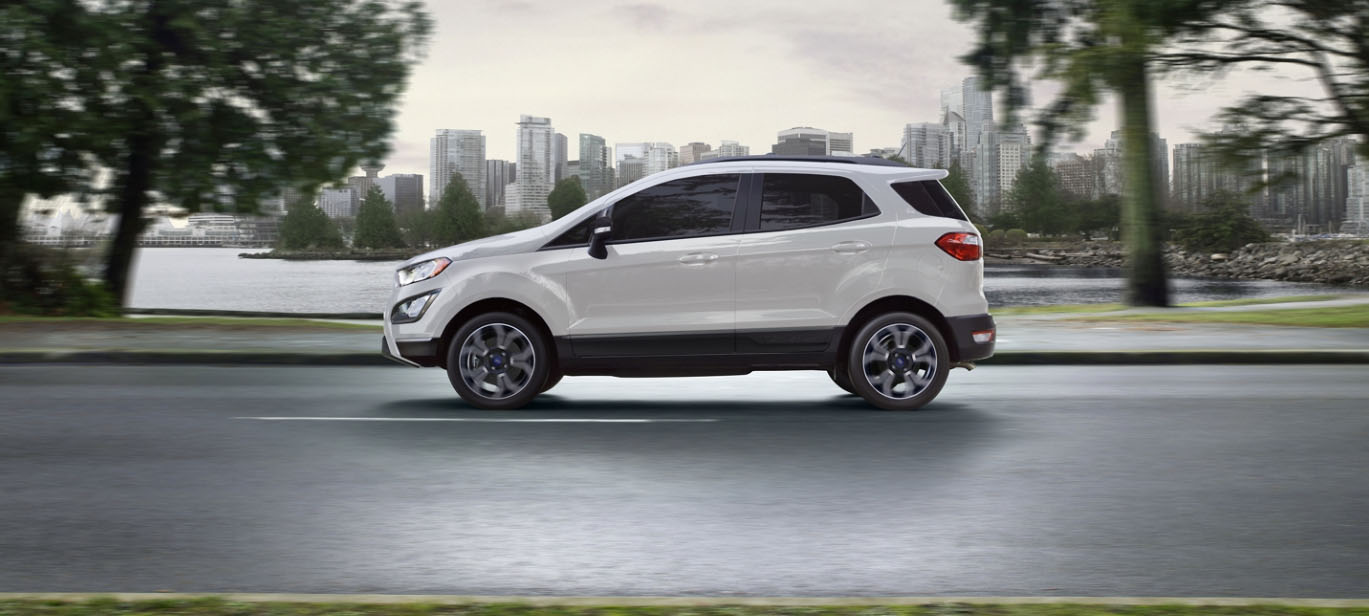 2020 Ford EcoSport Safety Main Img