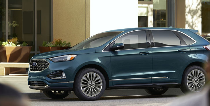2020 Ford Edge appearance