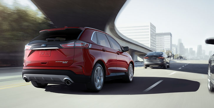 2020 Ford Edge safety