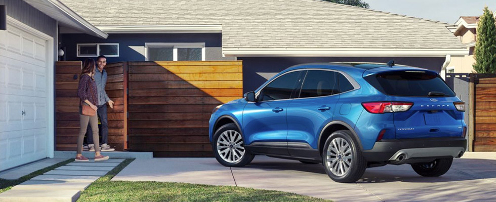 2020 Ford Escape Appearance Main Img