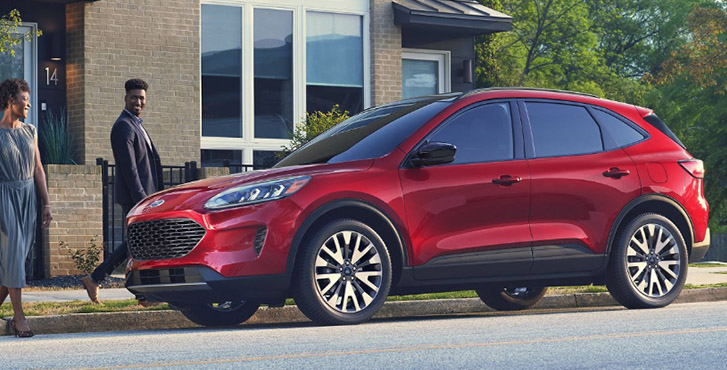 2020 Ford Escape appearance