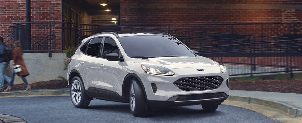 2020 Ford Escape Main Img