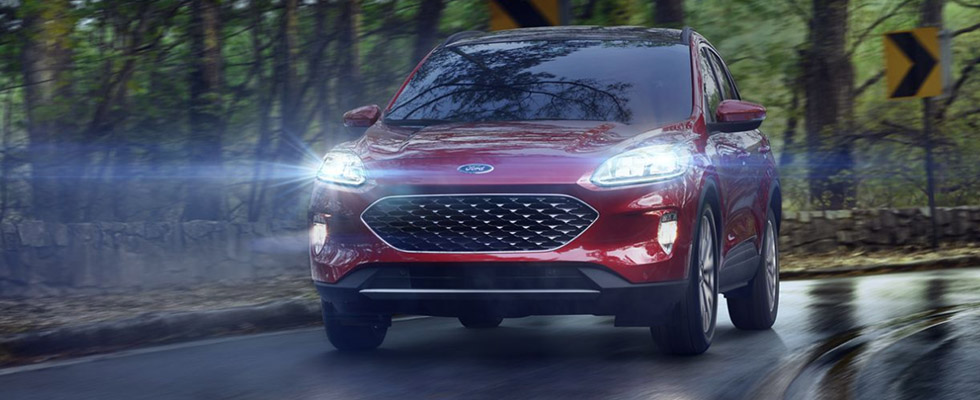 2020 Ford Escape Safety Main Img