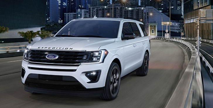 2020 Ford Expedition appearance