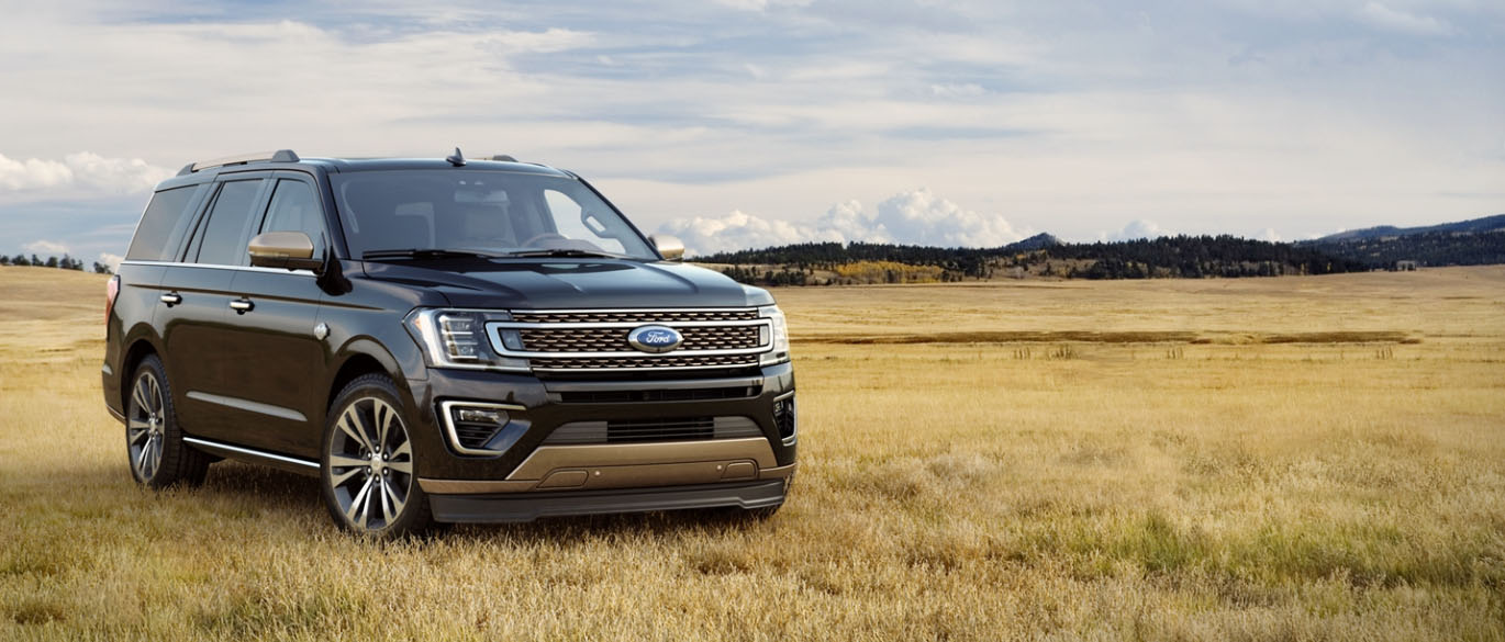 2020 Ford Expedition Main Img