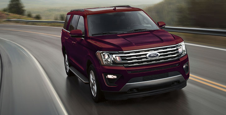 2020 Ford Expedition performance