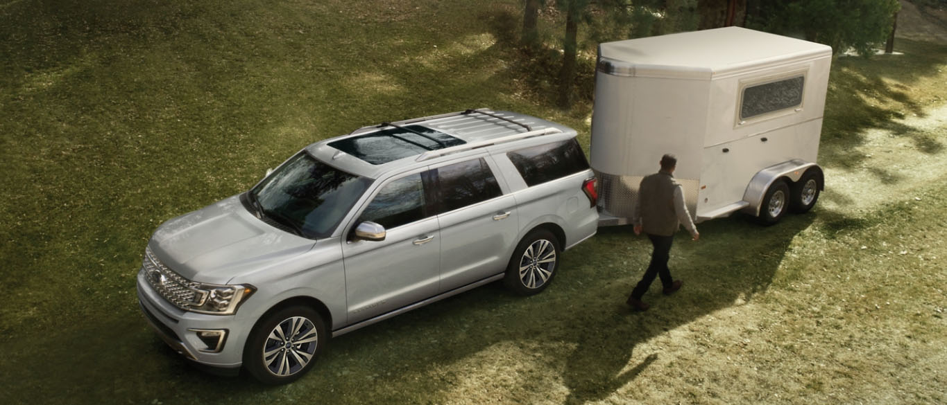 2020 Ford Expedition Safety Main Img