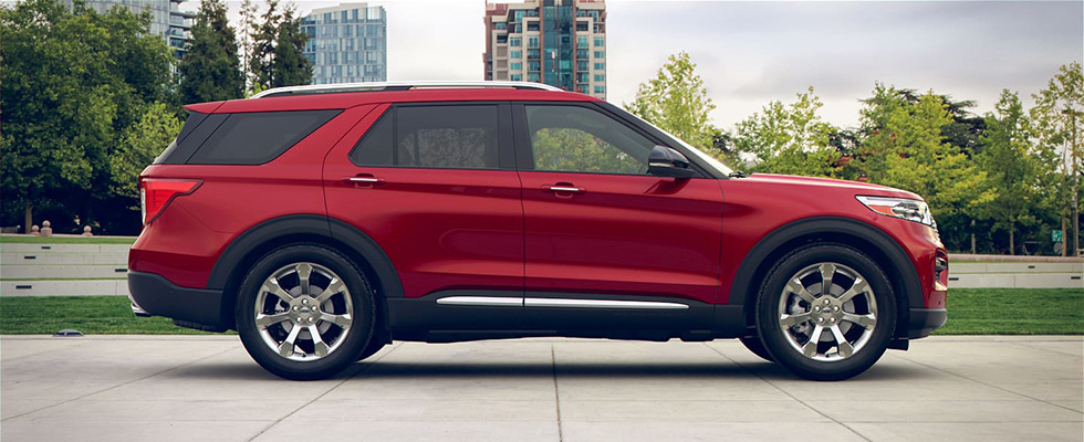 2020 Ford Explorer Appearance Main Img