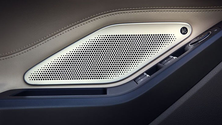 2020 Ford Explorer BANG & OLUFSEN