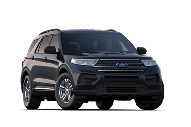 2020 Ford Explorer in Salt Lake City