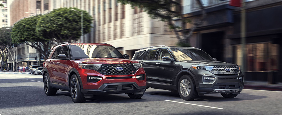 2020 Ford Explorer Main Img