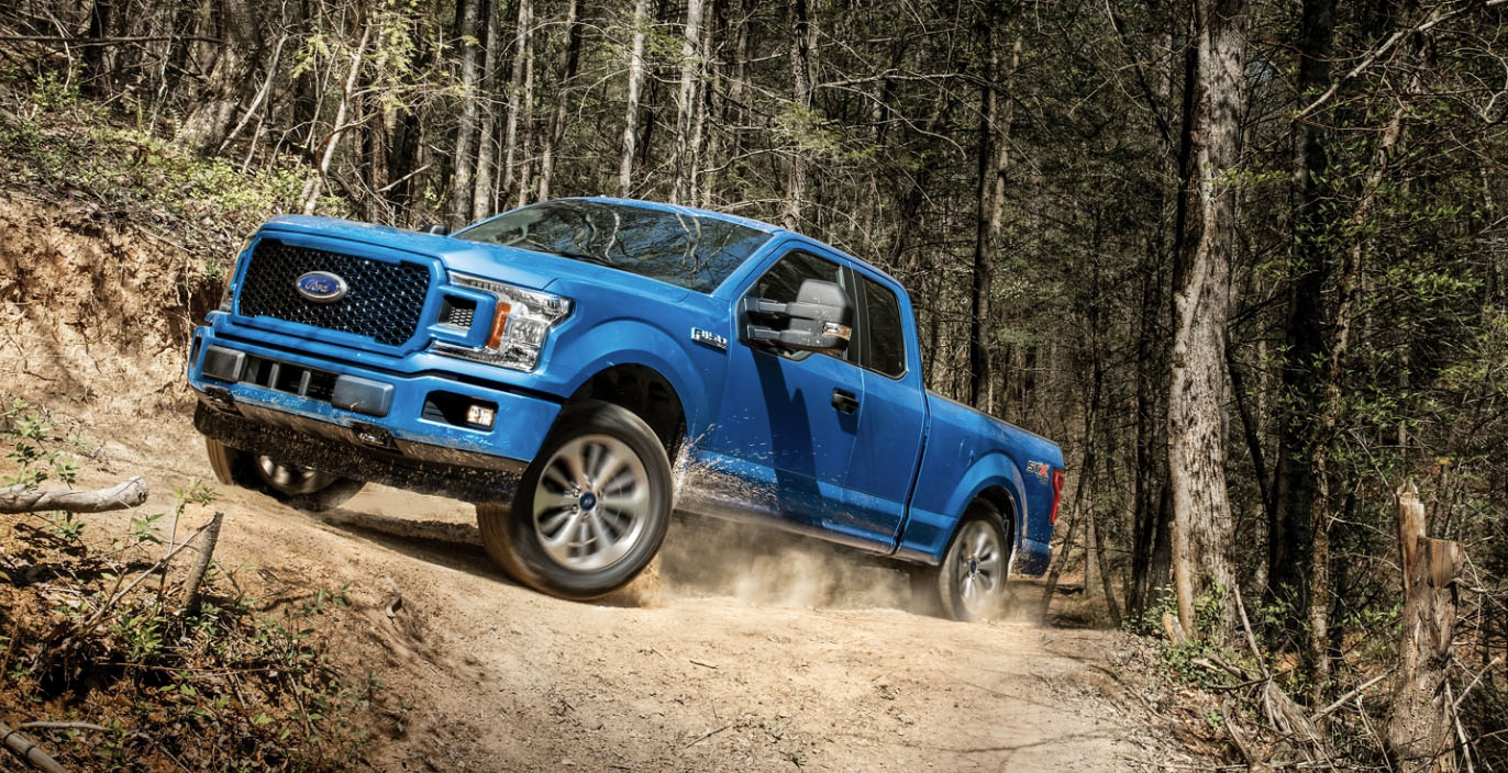 2020 Ford F-150 Appearance Main Img