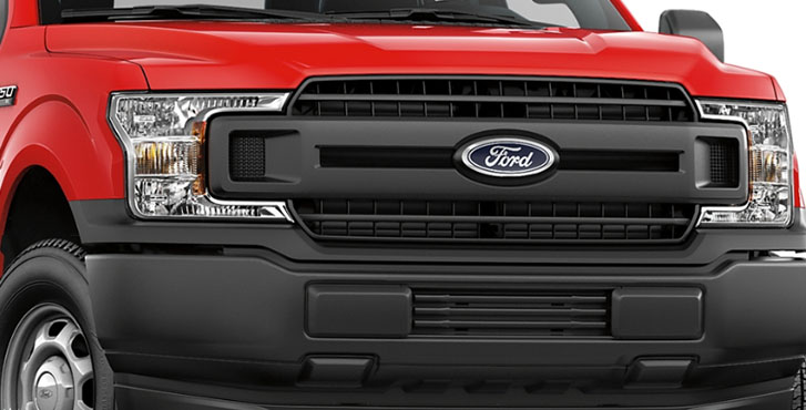2020 Ford F-150 appearance