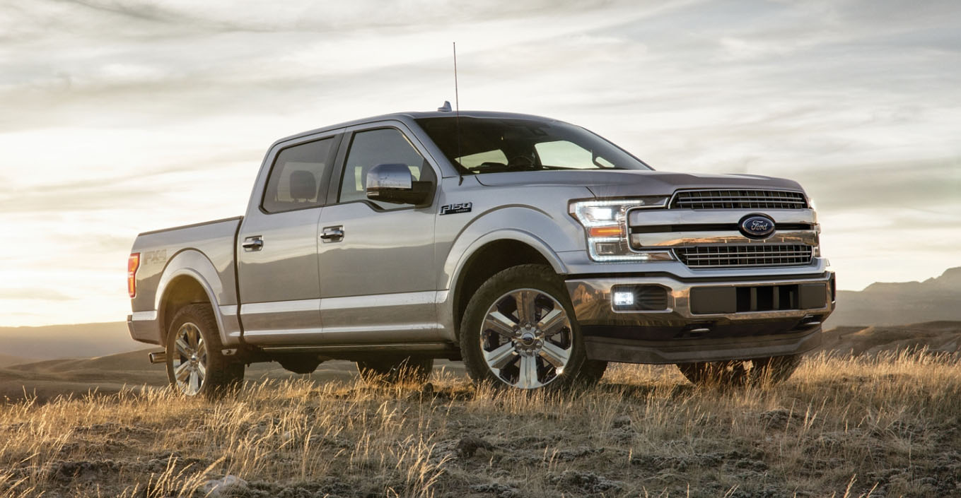 2020 Ford F-150 Main Img