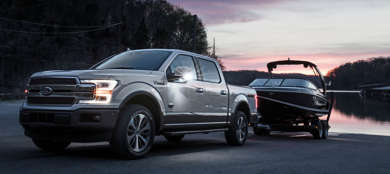 2020 Ford F-150 Safety Main Img