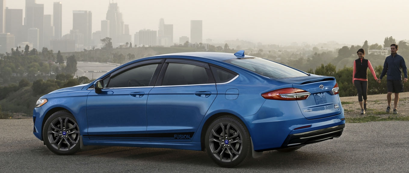 2020 Ford Fusion Appearance Main Img