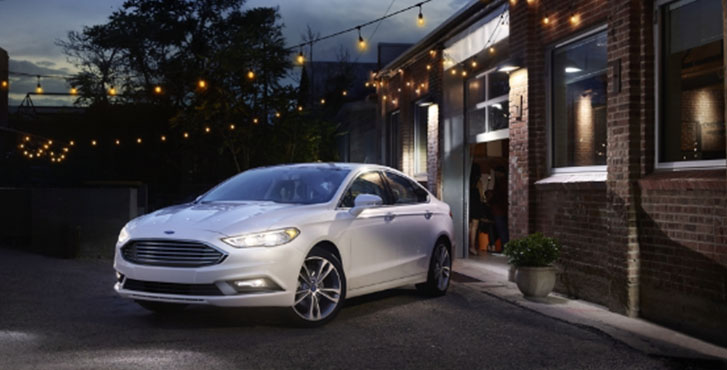 2020 Ford Fusion appearance