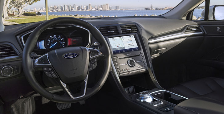 2020 Ford Fusion comfort