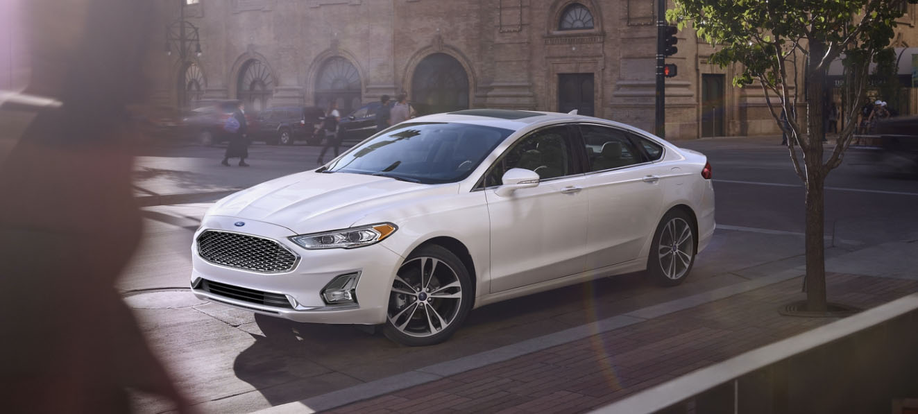 2020 Ford Fusion Safety Main Img