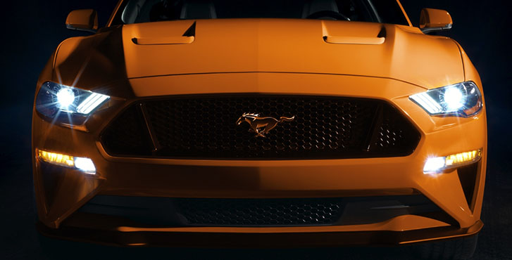 2020 Ford Mustang appearance