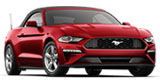 Mustang EcoBoost® Convertible