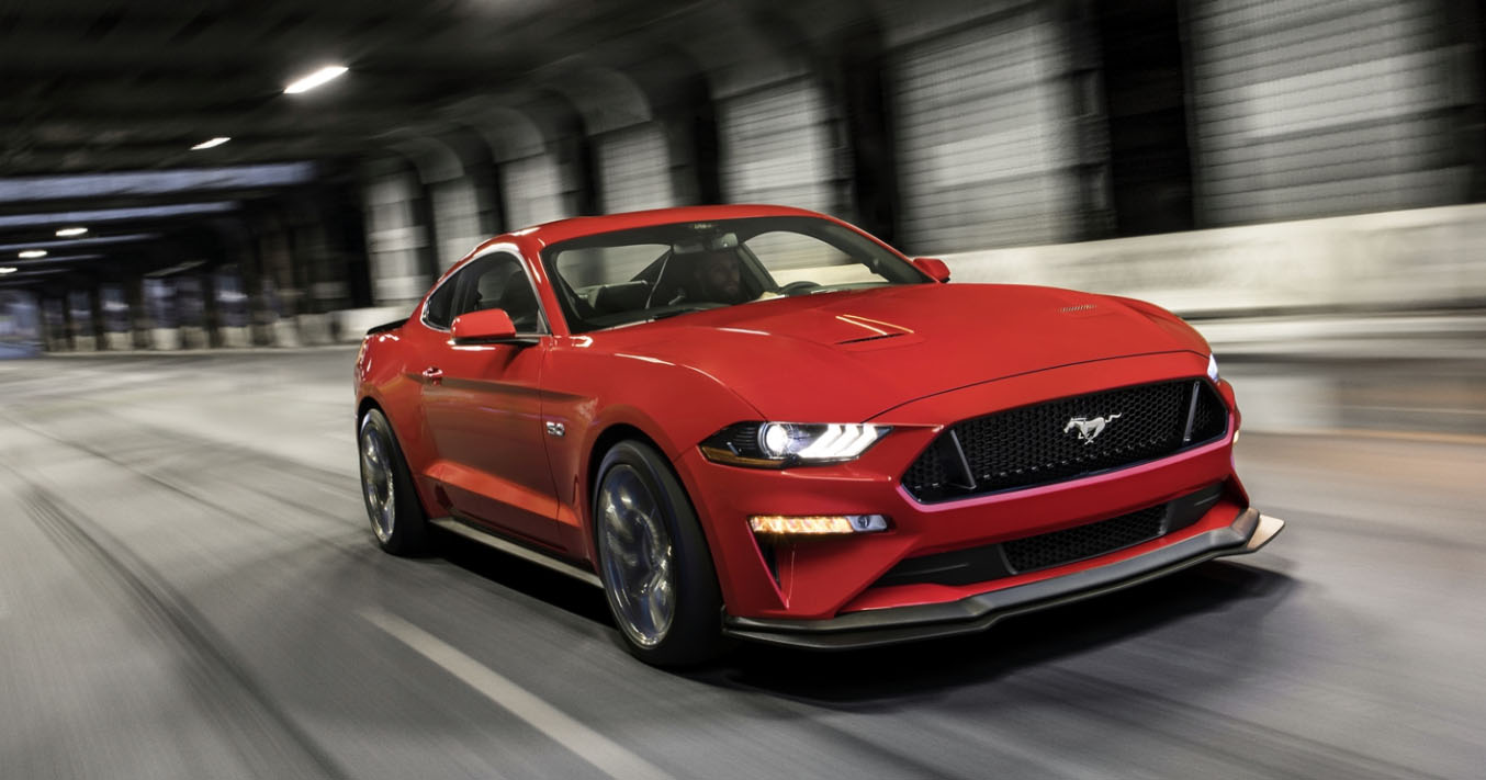 2020 Ford Mustang Safety Main Img