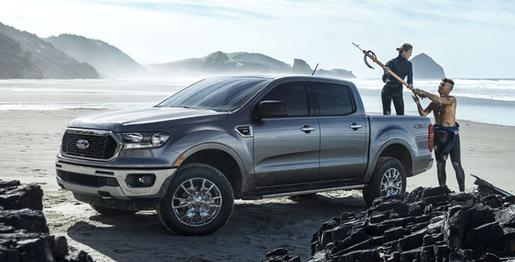 2020 Ford Ranger Appearance