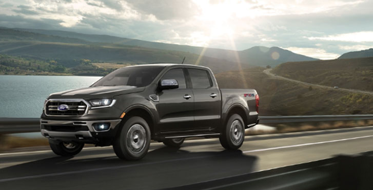 2020 Ford Ranger performance