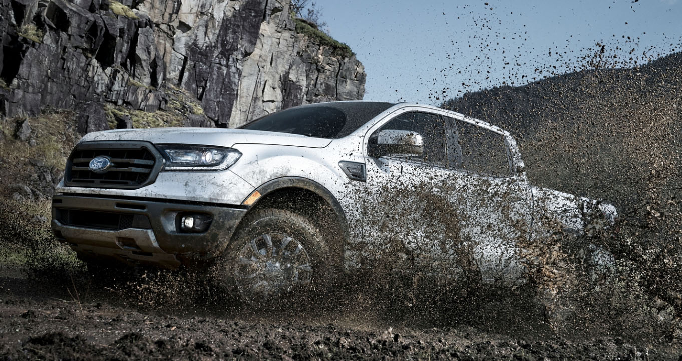 2020 Ford Ranger Safety Main Img