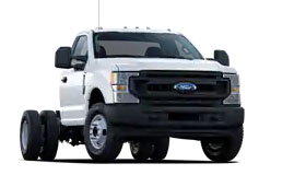 Super Duty Chassis Cab F-350 XL