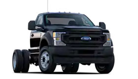 Super Duty Chassis Cab F-450 XL